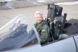 80歳の戦闘機パイロット