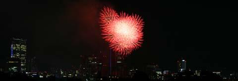 2009花火を楽しむ夕べ