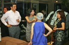 2010花火を楽しむ夕べ